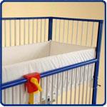 Homecare Crib  sc 1 st  Pedicraft & Pedicraft - Crib Beds