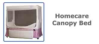 Homecare Canopy Beds for Kids