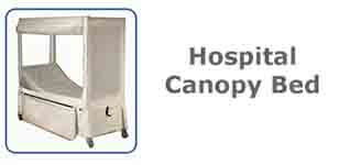 Hospital Canopy Beds for Children